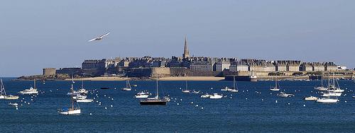 A Saint-Malo (10 mn)